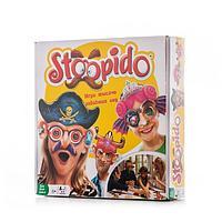 Ooba Игра настольная Stoopido -