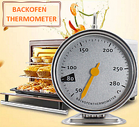 Термометр для духовки с подставкой