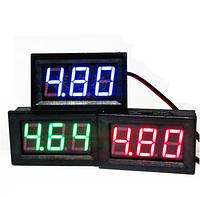 Вольтметр светодиодный цифровой DSN-DVM-568L-3