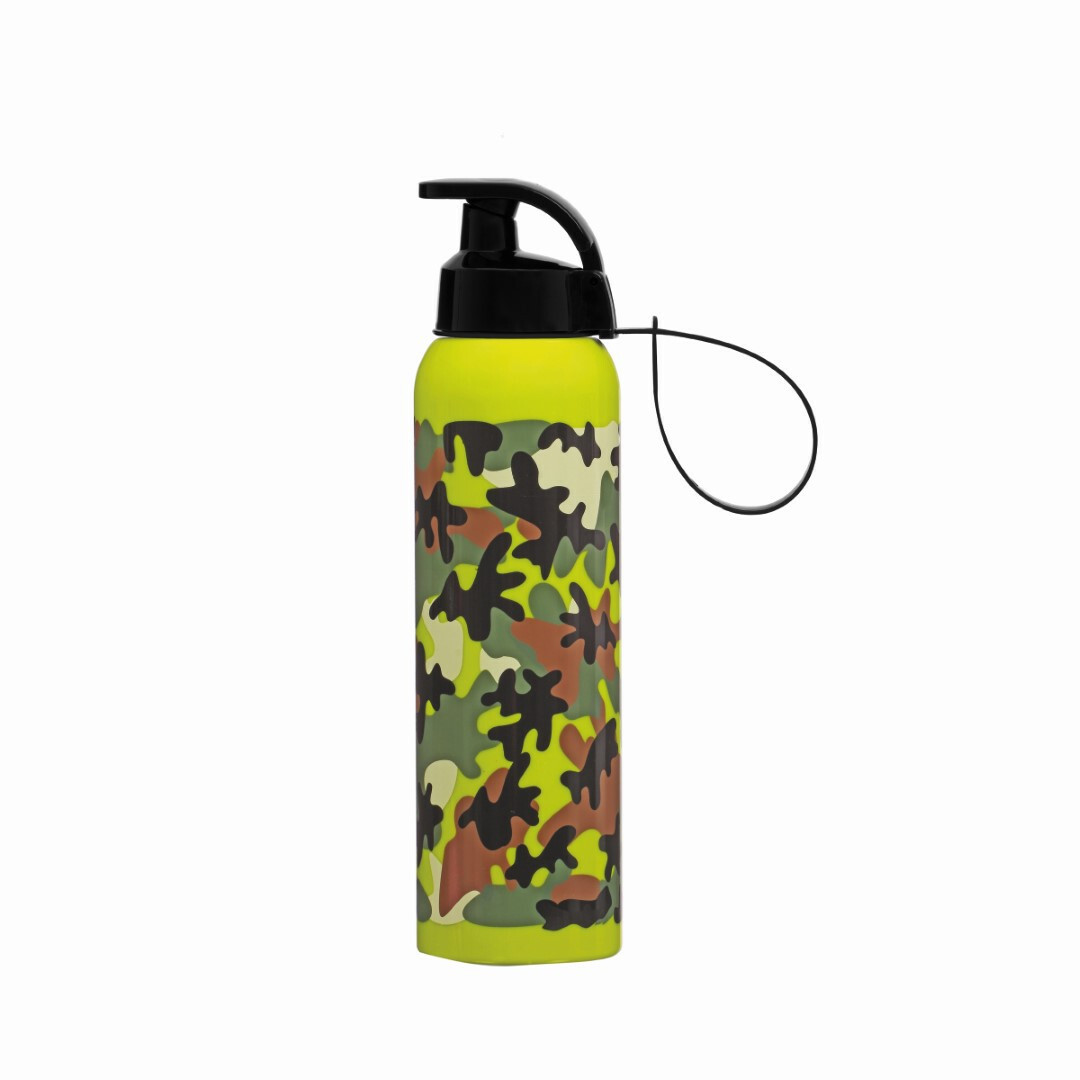 Бутылка спортивная Camouflage
