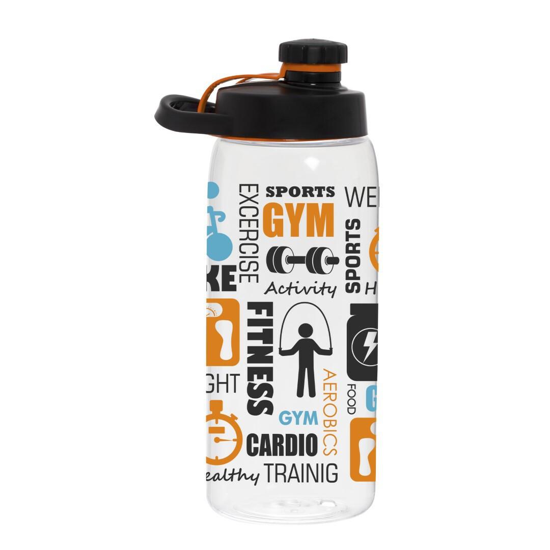Бутылка спортивная Gym