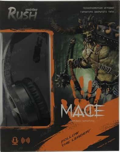 Игровая гарнитура RUSH MACE - фото 2
