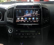 Магнитола Toyota Land Cruiser 200 Teyes spro plus