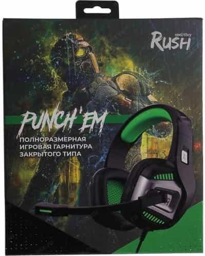 Игровая гарнитура RUSH PUNCH'EM - фото 2