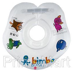 Надувной круг на шею Roxy Kids для купания малышей Bimbo