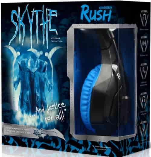 Игровая гарнитура RUSH SKYTHE - фото 2