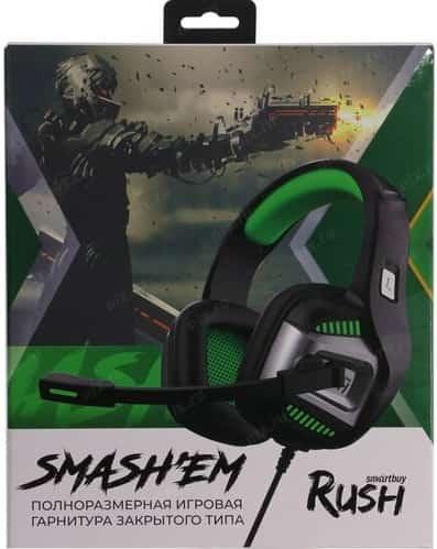 Игровая гарнитура RUSH SMASH'EM - фото 2
