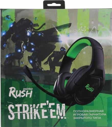 Игровая гарнитура RUSH STRIKE'EM - фото 2