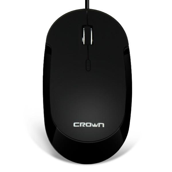 Мышь CROWN CMM-21 Black