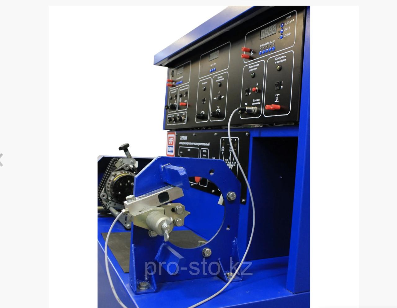 Стенд для проверки стартера и генератора Э250М-02 - фото 3
