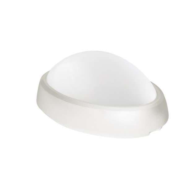 Светильник LED PBH-PC-OA 8Вт 4000К IP65 (аналог НПБ) бел. JazzWay 4690601024565