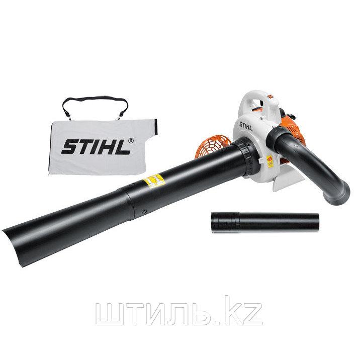Всасывающий измельчитель STIHL SH 56 (0,7 кВт   710 м3/ч) бензиновый садовый пылесос и воздуходувка