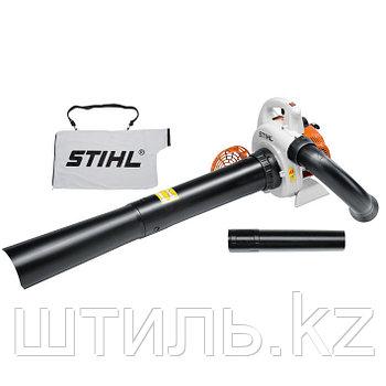 Всасывающий измельчитель STIHL SH 56 (0,7 кВт | 710 м3/ч) бензиновый садовый пылесос и воздуходувка