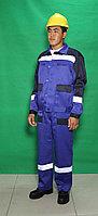 Костюм рабочий летний ФАВОРИТ+  (куртка+полукомбинезон), фото 1