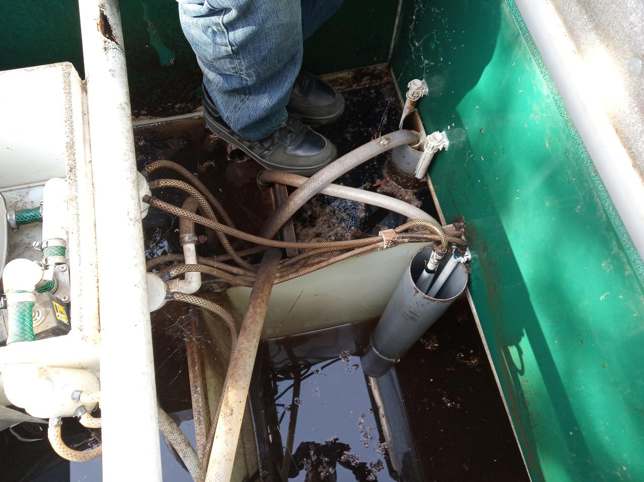 Сервисное обслуживание и ремонт автономных канализаций