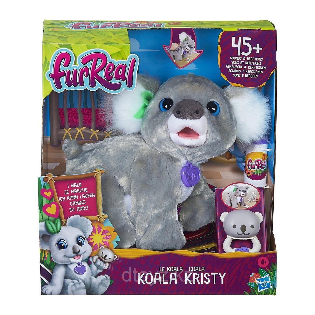 E9618 Коала Кристи FurReal Friends