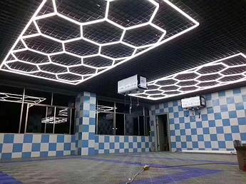 Линейный модульный светодиодный светильник 20w 30w 40w, для торговых центров, залов и площадей.