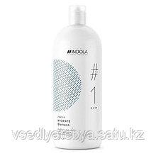 Увлажняющий шампунь Indola hydrate shampoo 1500 мл
