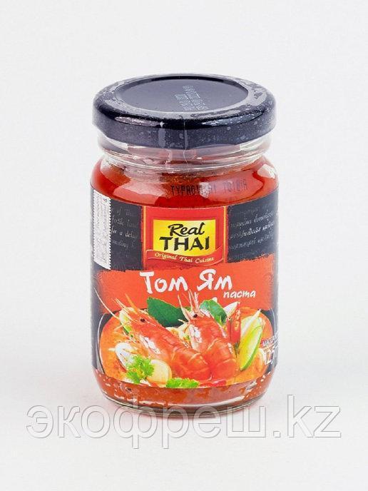 Паста Том Ям Real Thai , 125 гр
