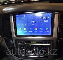Магнитола Toyota Land Cruiser 100 GX Teyes Spro plus 3/32