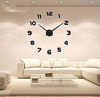 3 D часы настенные, фото 1