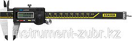 Штангенциркуль электронный STAYER PROFESSIONAL, нерж сталь, 150мм