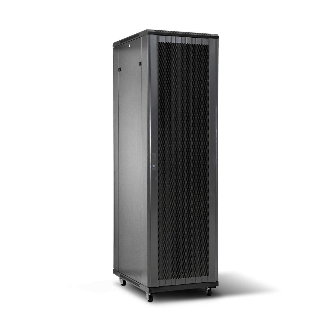 """Шкаф серверный, SHIP, 601S.6842.54.100, 154 серия, 19"""" 42U, 600*800*2000 мм, Ш*Г*В, IP20"""