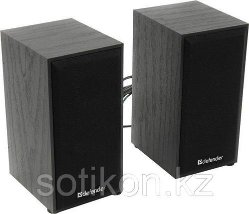 Компактная акустика 2.0 Defender SPK-240 черный, фото 2