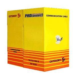 Кабель PROconnect UTP 2PR 24AWG CAT5e 305м