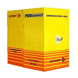 Кабель PROconnect UTP 4PR 24AWG CAT5e 305м