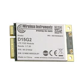 Плата miniPCI-e card LTE MI-D15G2 band 3/7/20
