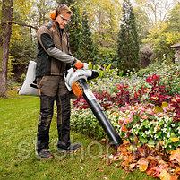 Всасывающий измельчитель STIHL SH 86 (0,8 кВт | 770 м3/ч) бензиновый садовый, фото 2