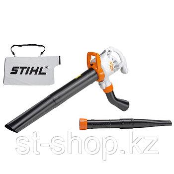 Всасывающий измельчитель STIHL SHE 71 (1,1 кВт | 580 м3/ч) электрический