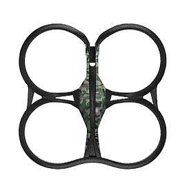 Внутренний корпус AR.Drone 2.0 джунгли