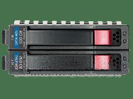 Жесткий диск HP 500 ГБ, 7200 К, 2.5