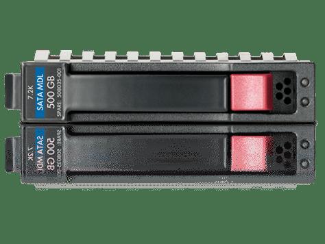 Жесткий диск HP 500 ГБ 7200 RPM 2.5, фото 2
