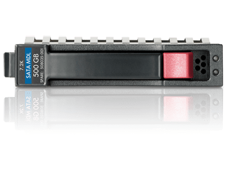 Жесткий диск HP 500 ГБ 7200 RPM 2.5
