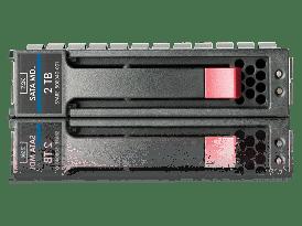Жесткий диск HP 2000ГБ 7200RPM 3.5