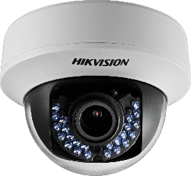 HD-TVI камера Hikvision DS-2CE56C5T-AVFIR