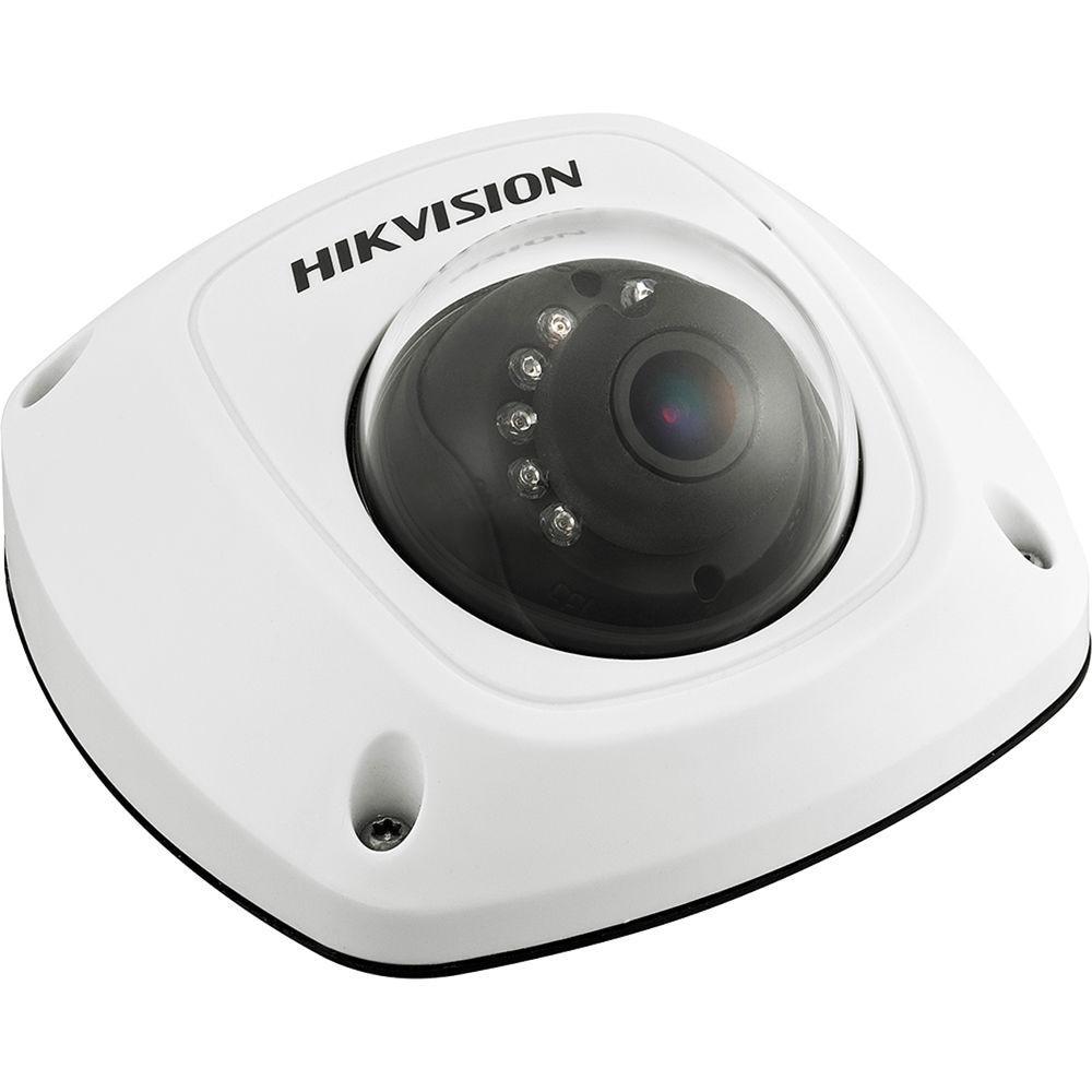 Купольная IP-камера Hikvision DS-2CD2542FWD-IWS