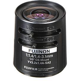 Объектив Fujinon YV2.2X1.4A-SA2