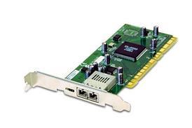 Сетевой адаптер PCI Gigabit Ethernet D-Link DGE-550SX, 1 порт