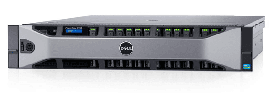 Сервер Dell PE R730 Intel Xeon E5-2630 v4 (без ЖД)