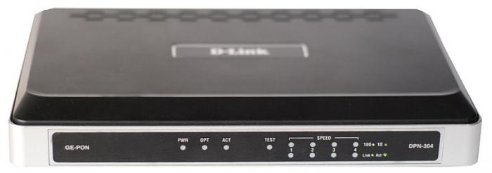 Абонентское устройство ONU D-Link DPN-304L
