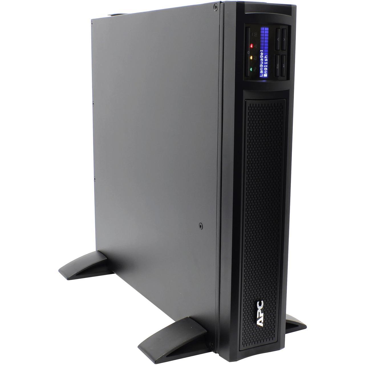 ИБП APC Smart-UPS X 1500VA with Network Card