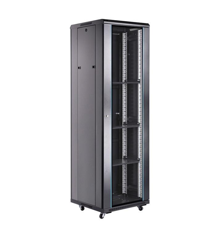 Телекоммуникационный шкаф Toten A26642.8101, 3 полки