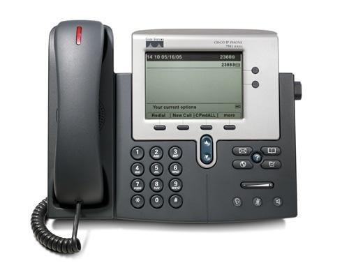 IP телефон Cisco CP-7941G, фото 2