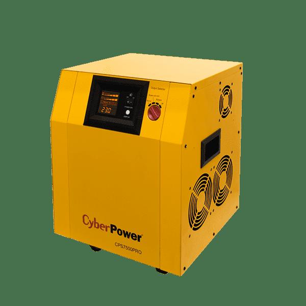 Автоматический инвертор CyberPower CPS7500PRO