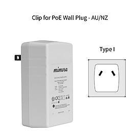 Переходник Mimosa PoE Wall Plug Clip, AU