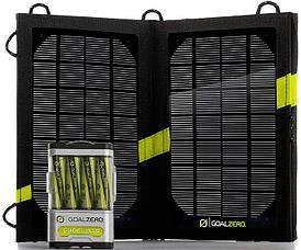 Зарядный комплект Goal Zero Guide 10 Plus Solar Kit